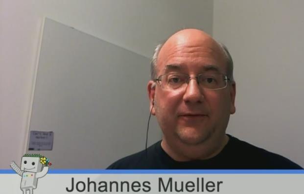 Johannes Mueller - Senior Webmaster Trends Analyst