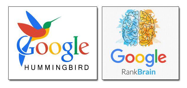 Thuật toán Google HummingBird và Google RankBrain