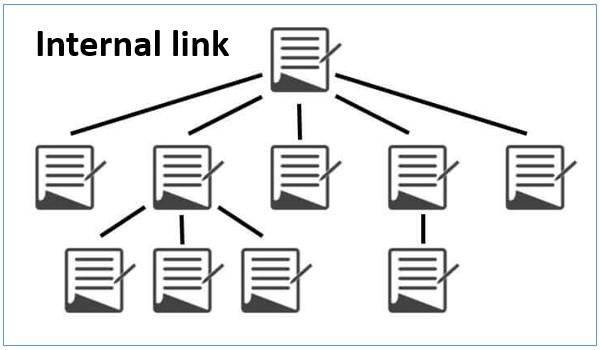 Mô hình Internal Link