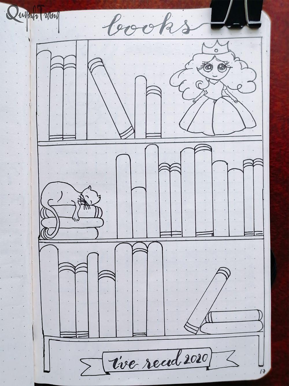 Bullet-Journal-Book-case
