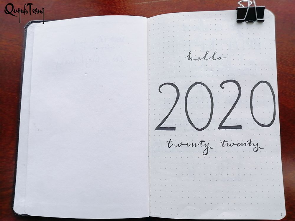 Bullet-Journal-hello-2020