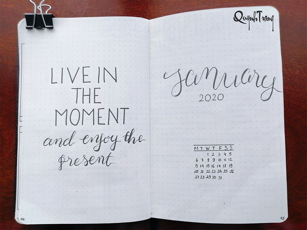 January-Bullet-Journal-Cover-Page