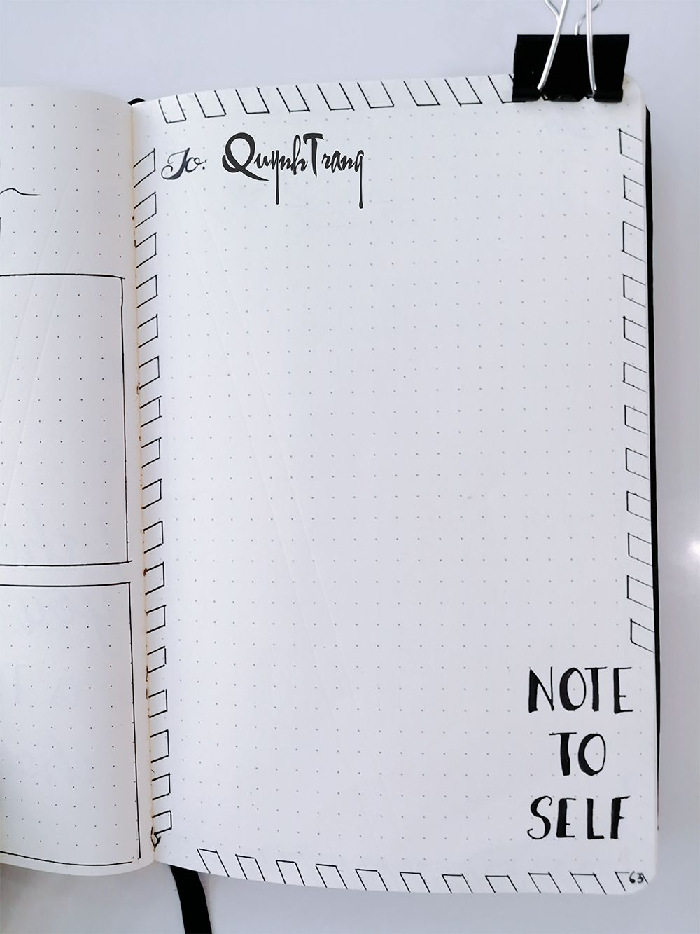 January-Bullet-Journal-Note-to-Self-3