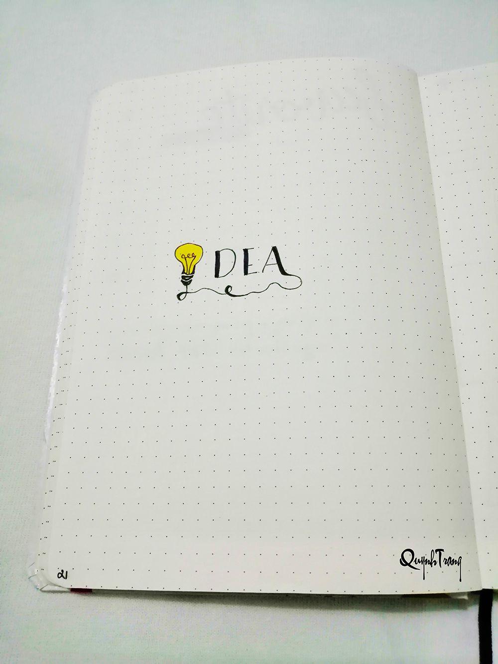 September-Bullet-Journal-Idea-log