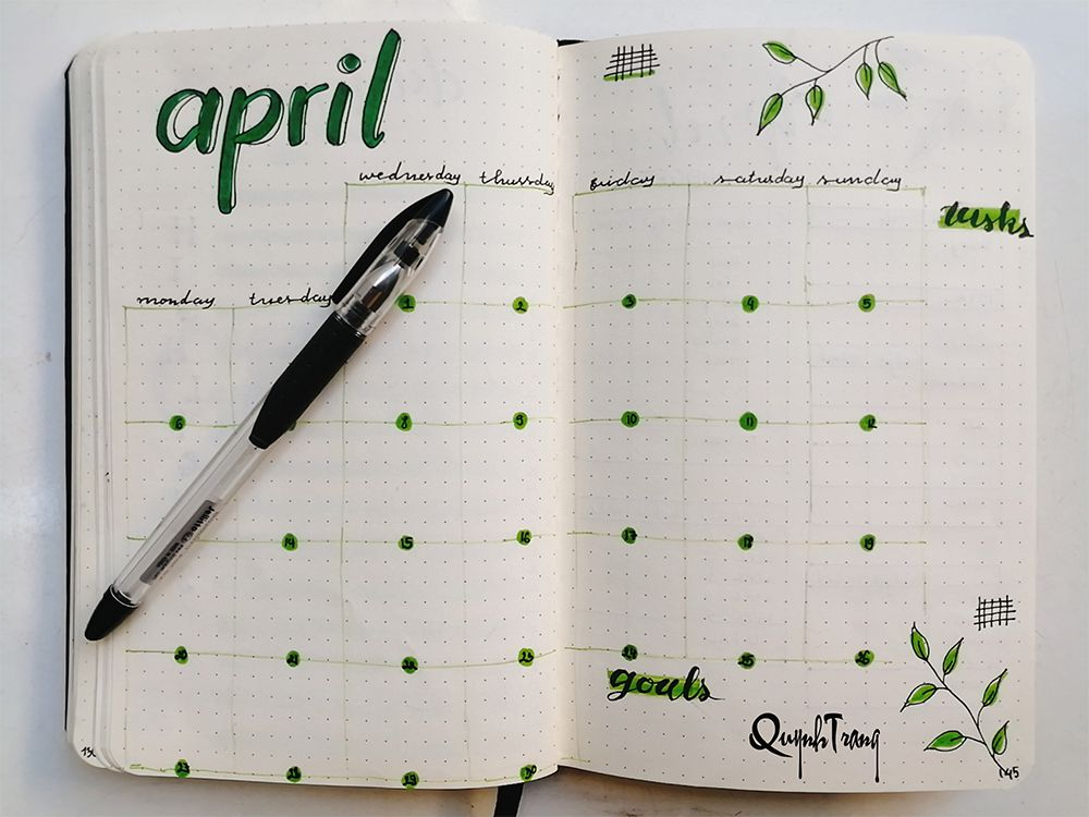 Monthly-Log-Bullet-Journal-thang-4