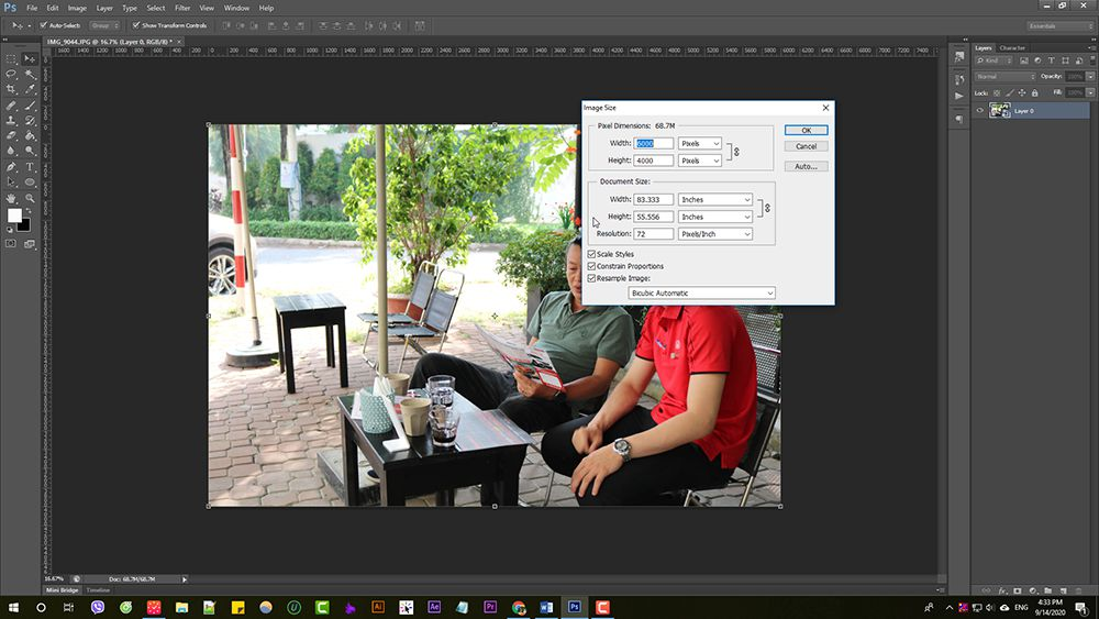 Cach-chen-khung-cho-hang-loat-anh-Photoshop-action 8