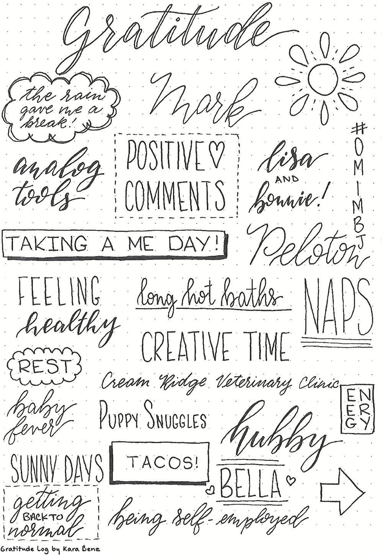 Gratitude-Log
