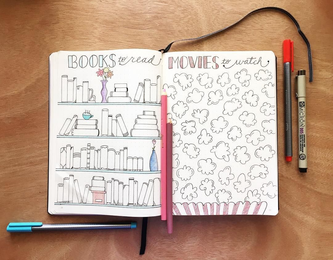 Book-Movie-tracker-Collection